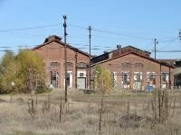 The site of the Railyards project